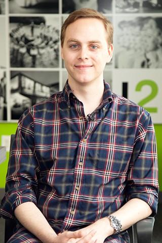 Reid Sherard, Research Lead - L2 Careers