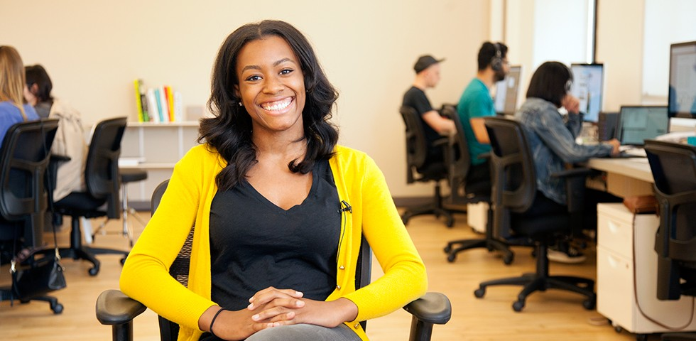Ashley Tolbert, Client Strategy Associate - L2 Careers
