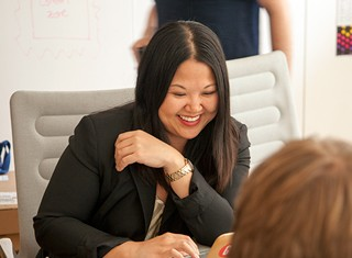 Careers - What Michelle Does Director, Corporate Training Solutions