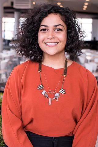 Farah Sheikh, Brand Manager - Squarespace Careers