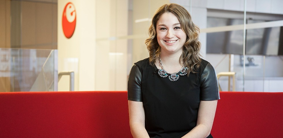 Andie Cohn, Business Development Representative - eMarketer Careers