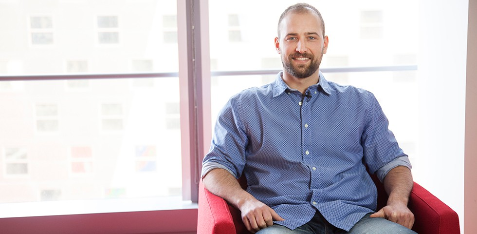 Russell Levin , Senior Web Designer - eMarketer Careers