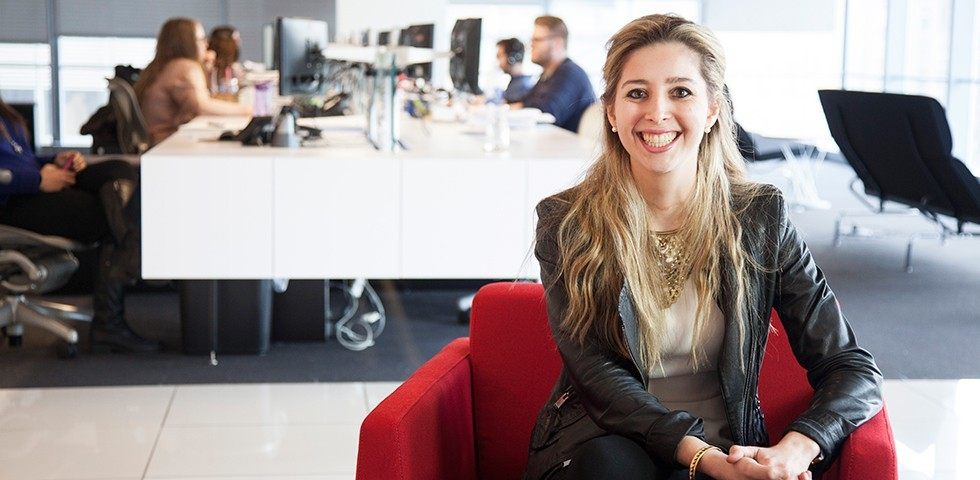 Lara Berns, Digital Marketing Coordinator - eMarketer Careers