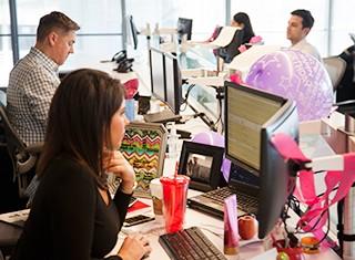 Careers - Office Life Skillful Design
