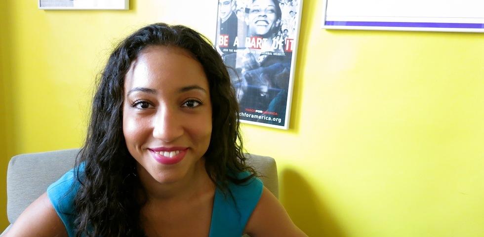 Aimée Baez, Manager, Teacher Leadership Development - Teach For America Careers