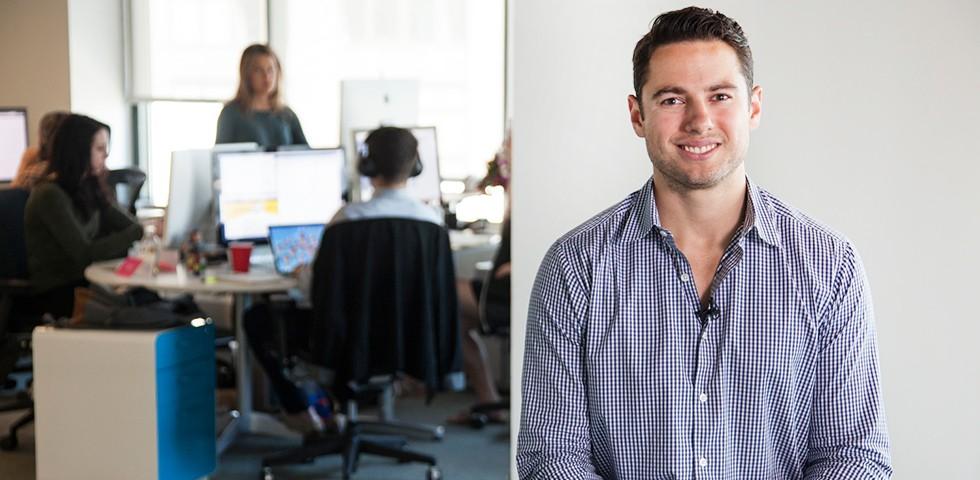 Mitch Wainer, Chief Marketing Officer - DigitalOcean Careers