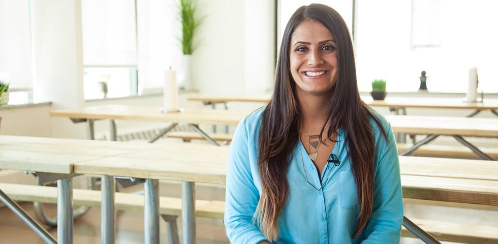 Jessica Aflak Marucci, Director, Employee Experience - DigitalOcean Careers