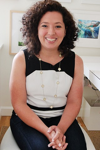 Marcela Morales, Lead Visual Designer - Framebridge Careers
