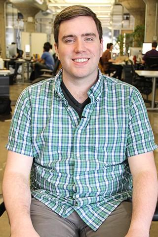 Sean Cusick, Designer  - NextCapital Careers