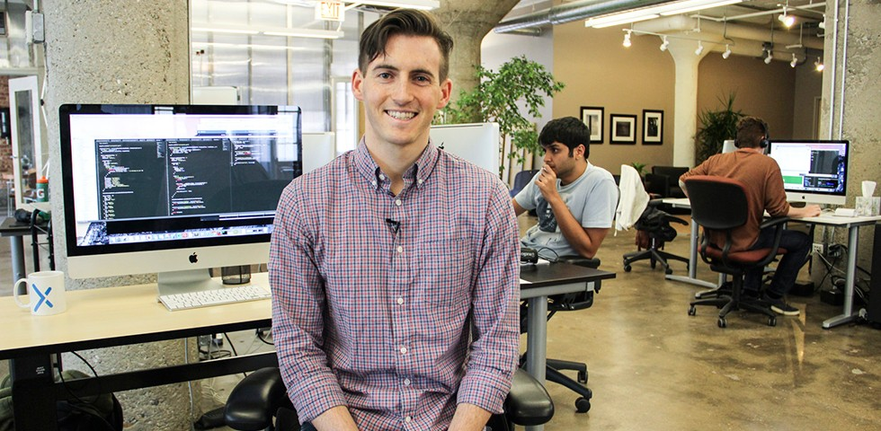 Alex Lang, Software Engineer - NextCapital Careers