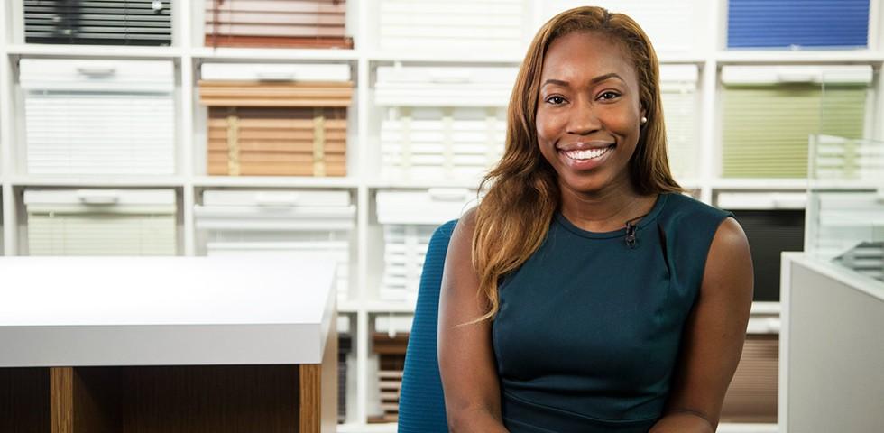 Katrina Esco, Design Consultant  - Blinds.com Careers