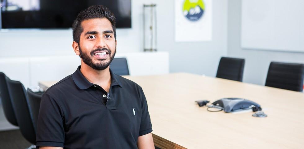 Jay Paul, Lead Solutions Consultant - Captora Careers