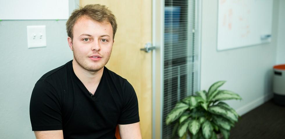 Brenden Palmer, Software Engineer - Captora Careers