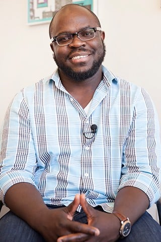 Joshua Adeyemi, Senior Software Engineer - Peanut Labs Careers