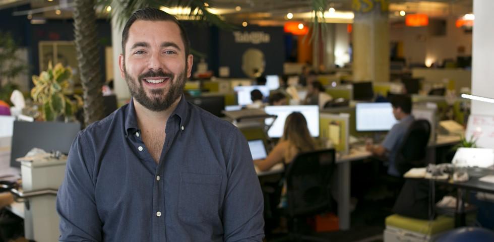 PJ Franovic, Sr. Manager, Media Sales Team - Taboola Careers