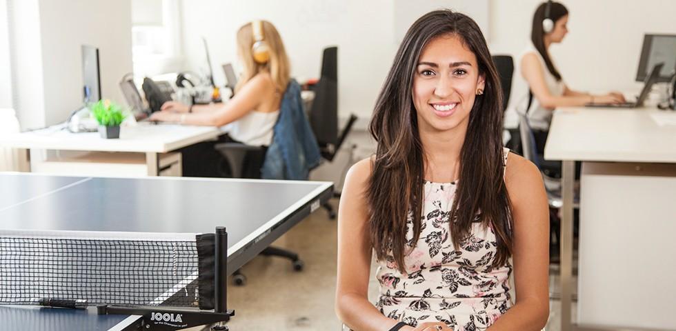 Pamela Alvarez, Media Supervisor - Good Apple Digital Careers