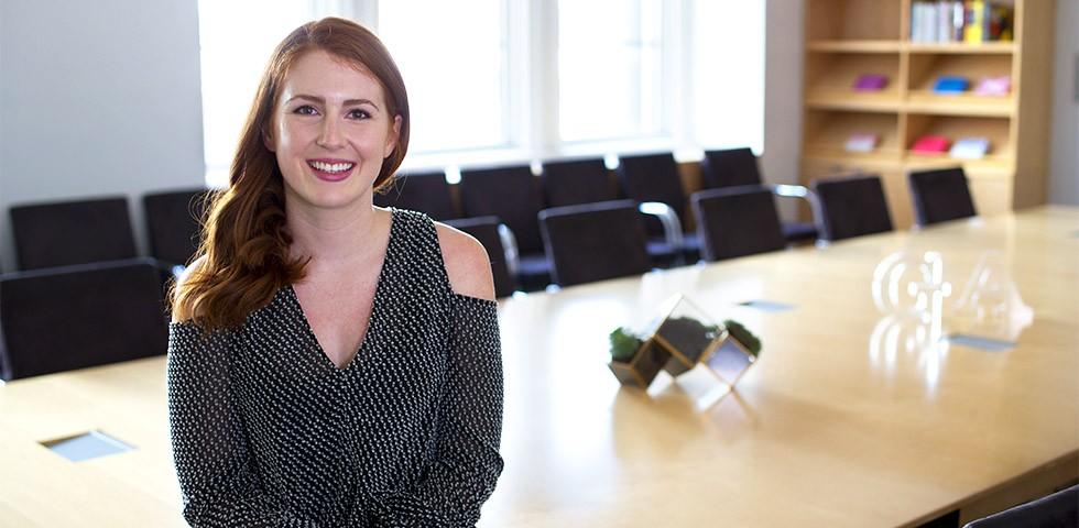 Hannah Farmer, Programmatic Supervisor - Good Apple Digital Careers