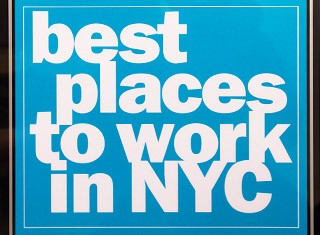 Careers - Nominated As One Of Crain's 2015 Best Places To Work In NYC