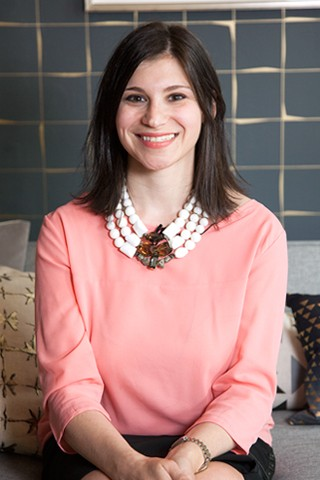 Jillian Quint,  Executive Editor - PureWow Careers