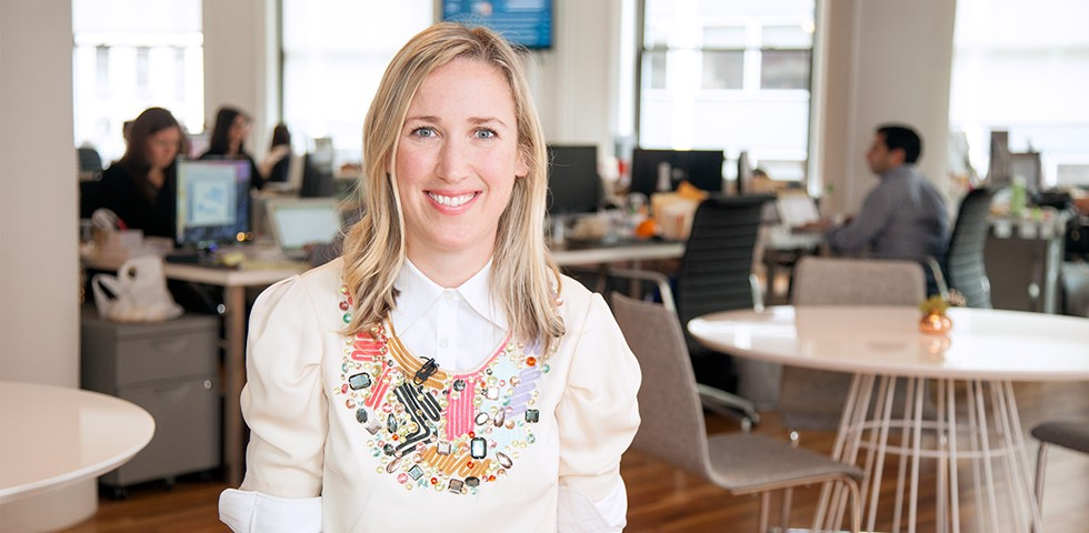 MaryKate McGrath, Editor-in-Chief - PureWow Careers