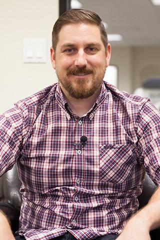 David Dymesich , Lead Designer - Fetch Robotics Careers