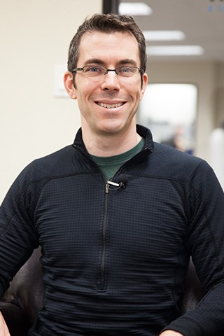 Ian Danforth , Lead Robotics Engineer - Fetch Robotics Careers