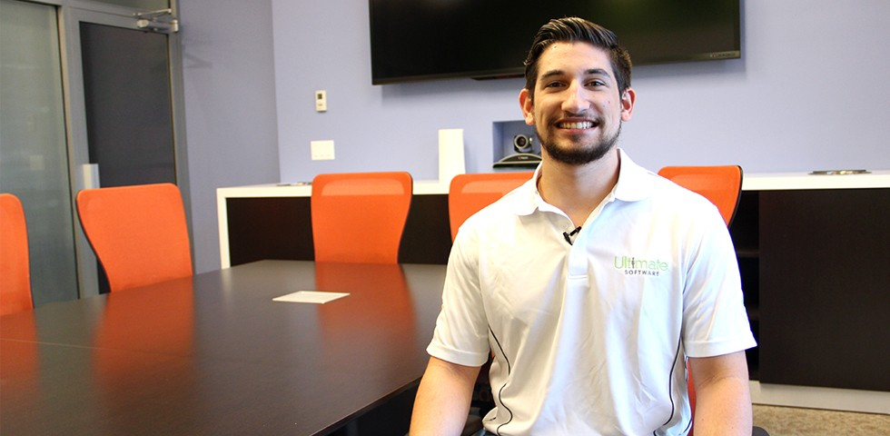 Benjamin Diuguid , Software Engineer Intern, TechSTARS Program - Ultimate Software Careers