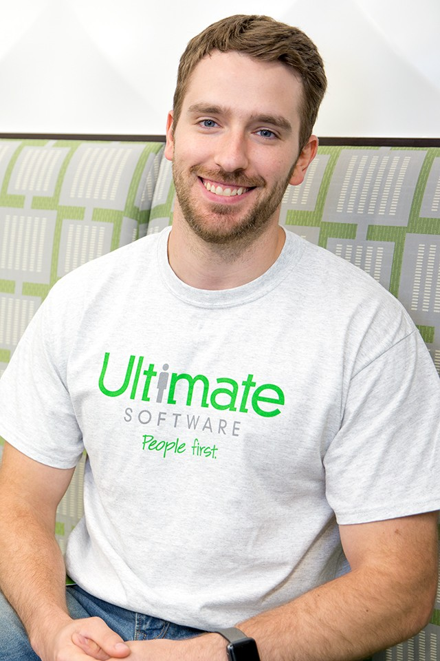 Nathan Mackay, Software Engineer - Ultimate Software Careers