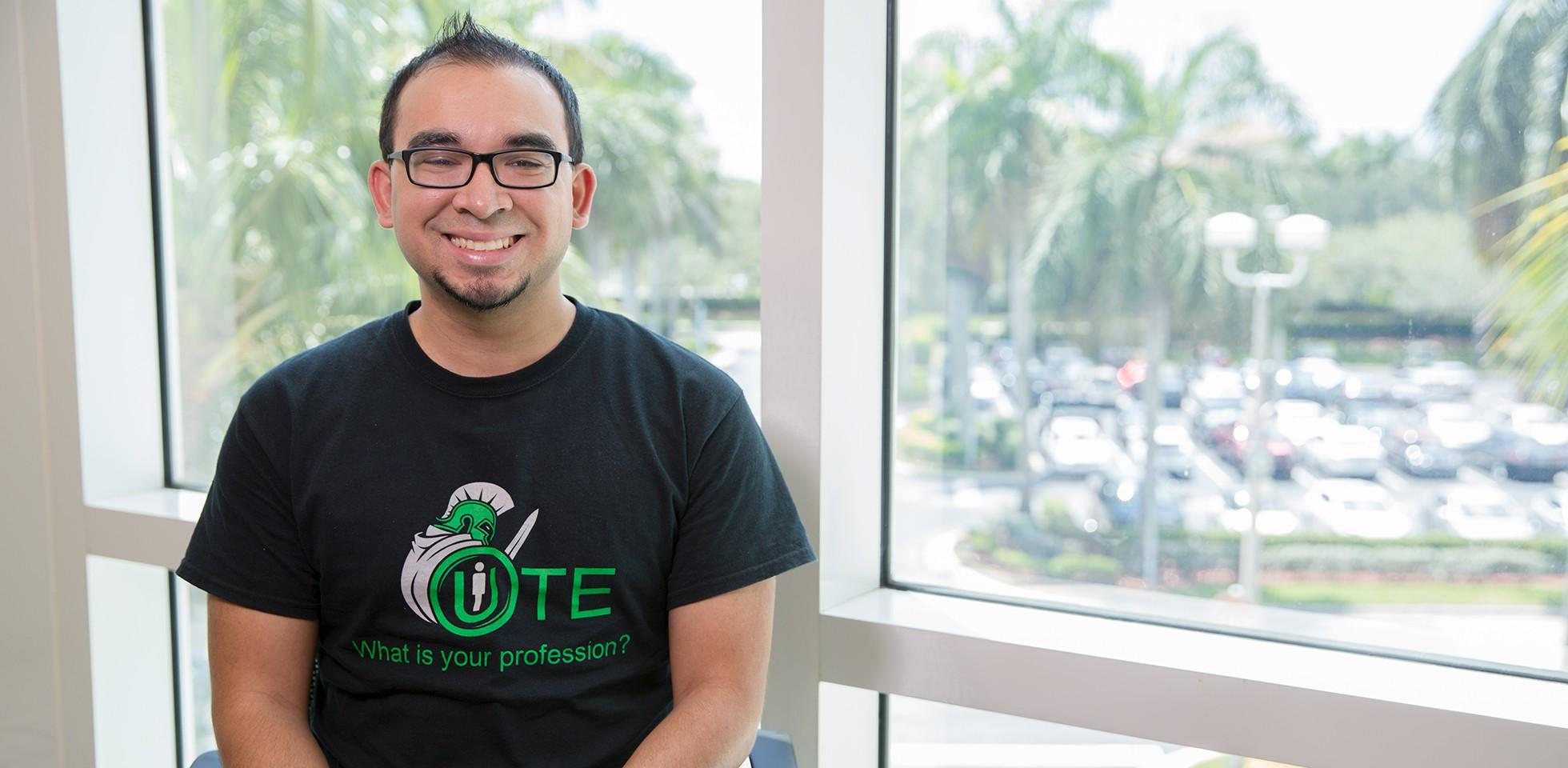 Steve Foo, Software Engineer - Ultimate Software Careers