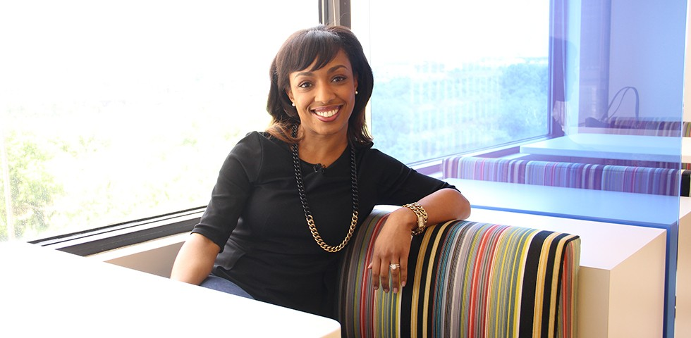 Kendra T., Market Director, Financial Services - CEB Careers
