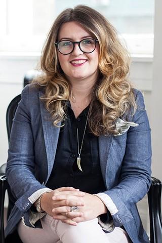 Lara Neich, Senior Graphic Designer  - Knot Standard Careers