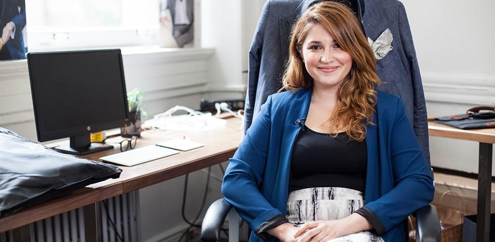 Alexandra Kramer, Customer Support Manager - Knot Standard Careers