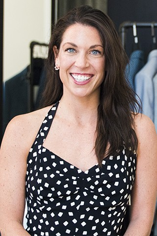 Kendall Michaelis, Executive Stylist - Knot Standard Careers
