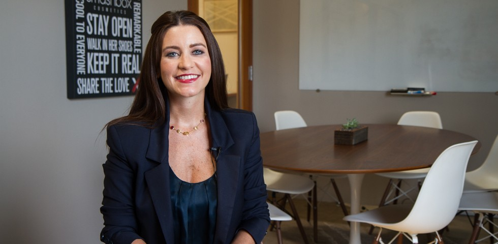 Breanna Hayes , Director, North America Marketing - Smashbox Cosmetics Careers