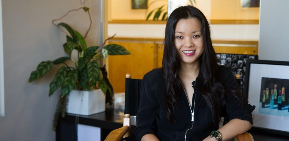 Ginny Chien , Executive Director, Global Consumer Marketing - Smashbox Cosmetics Careers