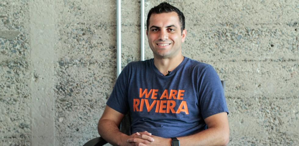 Majed Itani, VP, Engineering - Riviera Careers