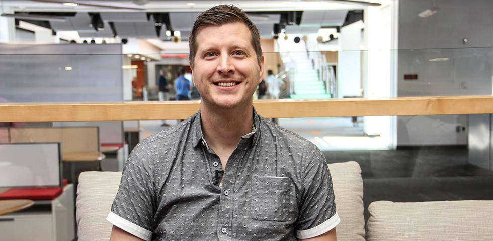Jon Aron, Director, Design - Red Ventures Careers