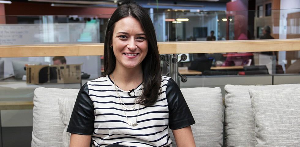 Rachel Hampton, Marketing Manager - Red Ventures Careers