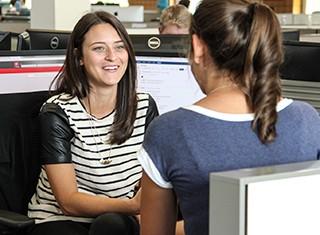 Careers - Rachel's Story A Journalist's Mentality