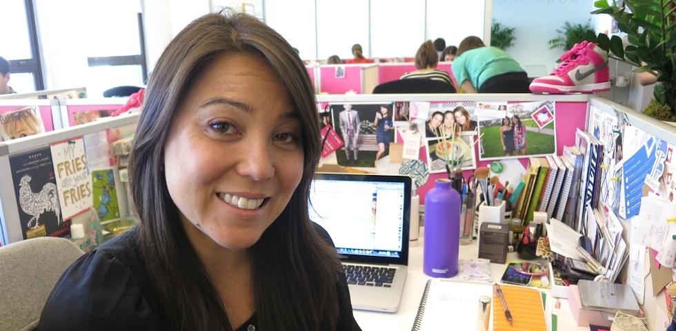 Mollie Chen, Editorial Director - Birchbox Careers
