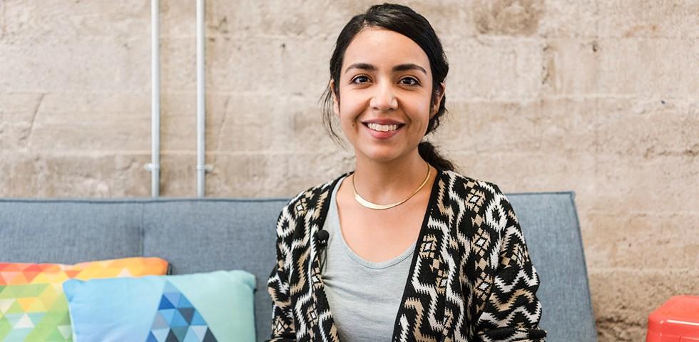 Berenice Mendez , Designer  - HelloSign Careers