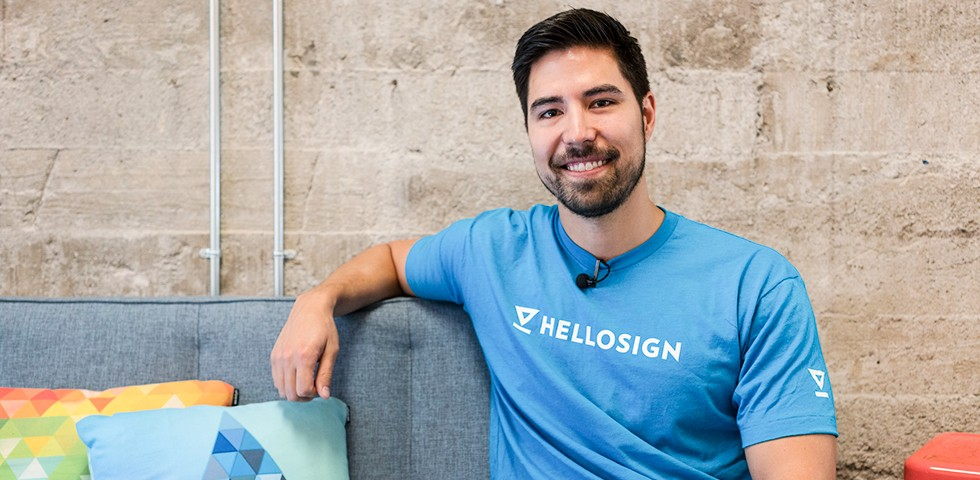 Chris Paul, Web Development Manager  - HelloSign Careers
