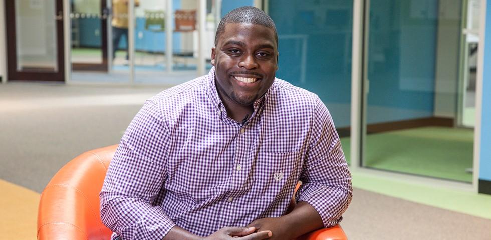 Pierre Thelusma, Software Engineer - HealthcareSource Careers
