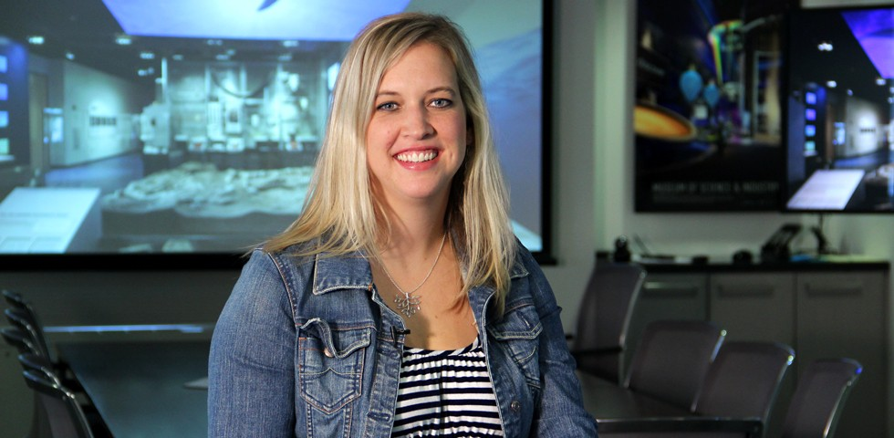 Amanda Scherer, Director Of Film Editing & Animation - Cortina Productions Careers