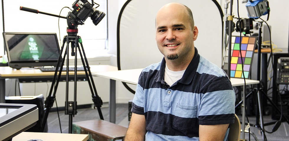 Bryan Heisey, Director Of Software Development - Cortina Productions Careers