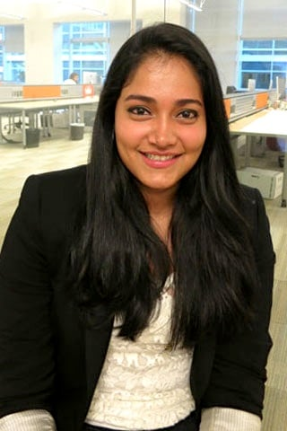 Swathy Prithivi, Operations & Logistics Manager - Uber Careers