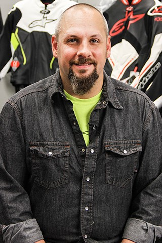 Ed Wildman, Product Expert - RevZilla Careers