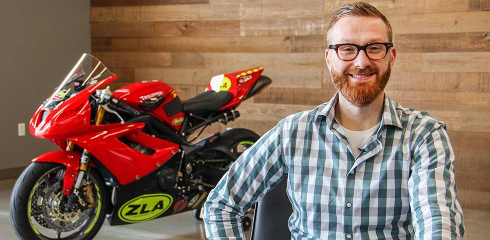 Ryan Targoff, Merchandising Manager - RevZilla Careers