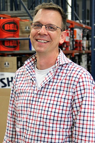 Marc Barrer, Director Of Fulfillment  - RevZilla Careers