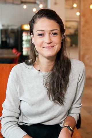 Mia Sapienza , HR Manager - NYC - HomeAdvisor Careers